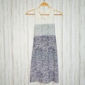 Title Nine Ombré Diamond Dress w/ Built-in Bra